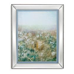 Bassett Mirror - Bassett Mirror Framed Under Glass Art, Ocean Dream I - Ocean Dream I