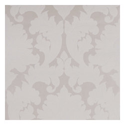 Graham & Brown - Majestic Wallpaper - Majestic white and cream wallpaper is a floral design what will catch the eye and add calm and tranquillity to your room.