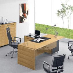 Jenny Contemporary Executive Desks -