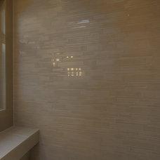 Eclectic Bathroom by Creative Spaciz / SPACIZ Design Studio