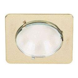 Lite Source - Lite Source LS-1203BF Mini Lite 1 Light Recessed Light - Features: