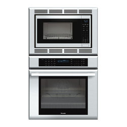"Thermador Masterpiece 30"" Combination Wall Oven, Stainless Steel 