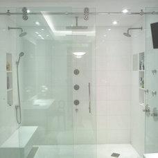 Contemporary Showerheads And Body Sprays by Sunex International Inc