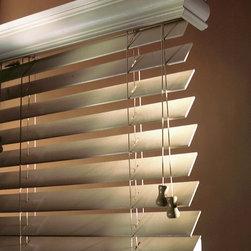 Modern Window Blinds & Shutters - Castle Shutters