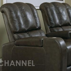 contemporary sectional sofas by Home Theater Gear