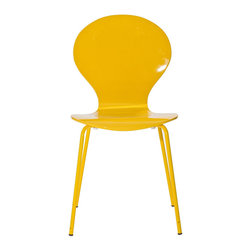 Insect Dining Side Chair - For true flights of fancy, no house is complete without an Insect Chair. Good for dinning room or living room, this creatively styled piece is sure to draw attention and admiration.