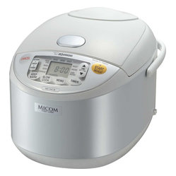 Zojirushi NS-YAC18 Umami Micom Rice Cooker and Warmer, 10 cup