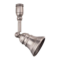 Sea Gull - Sea Gull Traditional Track Head in Antique Brushed Nickel Finish - Depth: 3 3/8''