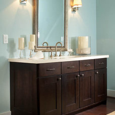Bathroom Vanities And Sink Consoles by Wellborn Cabinet, Inc.