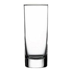 Hospitality Glass - 5.25H x 2T x 2B Side Heavy Sham 6 oz Juice Glasses 24 Ct - Side Heavy Sham 6 oz Juice