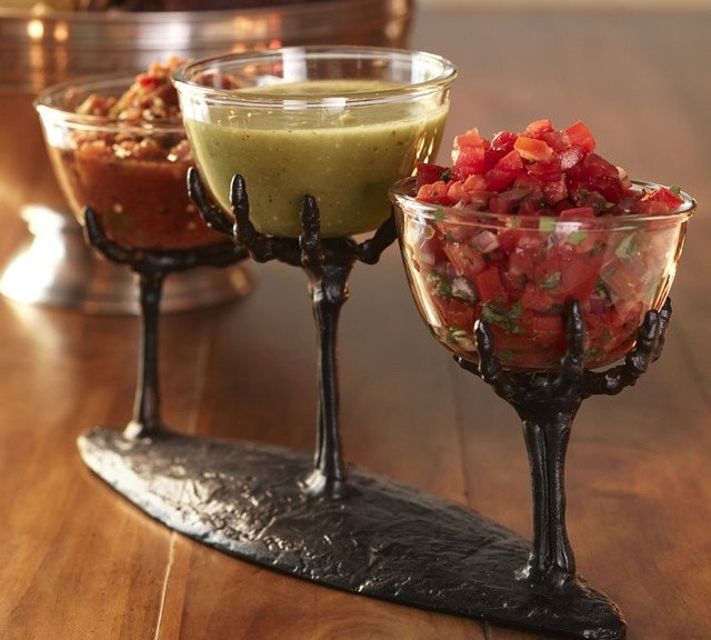 Contemporary Condiment Sets by Pottery Barn