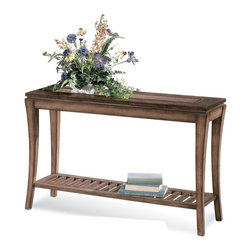Bassett Mirror Company - Bassett Mirror 8135-400 Sun Valley Console Table - Console Table belongs to Sun Valley Collection by Bassett Mirror Company Bassett Mirror is fluent in this art, showing a terrific contemporary furniture that will satisfy on the one hand fans of home coziness, and on the other hand - seekers of non-standard design solutions also. One of the many strengths of the Bassett Mirror is using high quality materials for perfect embodiment of brilliant design ideas. Console Table (1)