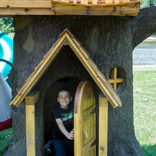 Eclectic Outdoor Playsets by The 4 Kids Inc.