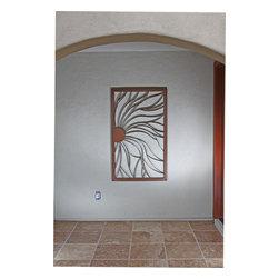 Iron Art - First Impression Security Doors - custom iron art