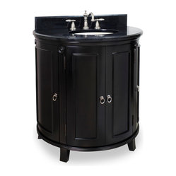 Lyn Design VAN056-T Wood Vanity