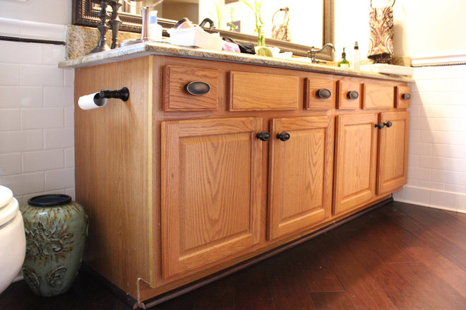 By pro refinish for Refacing old kitchen cabinets