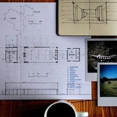 Contemporary  by NIMMO American Studio For Progressive Architecture