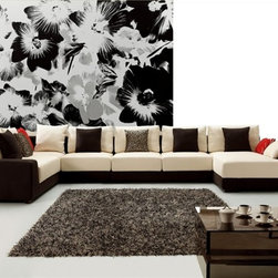 Cassa Living Room Sectional Sofa - Designer Sectional Sofas - Cassa Living Room Sectional Sofa - Designer Sectional Sofas