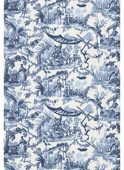 Guest Picks Blue And White Chinoiserie