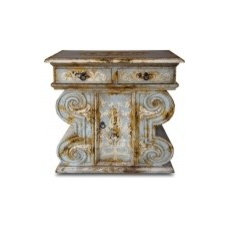 Mediterranean Nightstands And Bedside Tables by Childress Old World Furniture, Corp