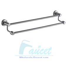 Contemporary Towel Bars And Hooks by sinofaucet
