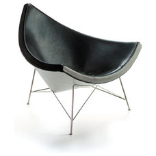 Modern Armchairs Vitra Miniatures Collection: Nelson Coconut Chair