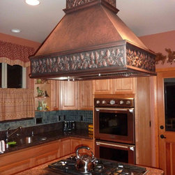 Traditional Range Hoods And Vents -