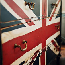 Eclectic Kids Union Jack Dresser