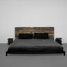 Contemporary Beds by Uhuru Design