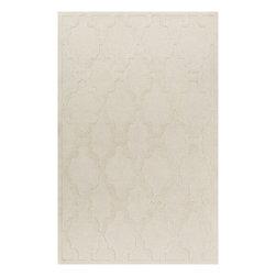 "Surya - Hand Tufted Chandler Wool Rug CHA-4000 - 3'3"" x 5'3"" - Hand Tufted Chandler Wool Rug CHA-4000."