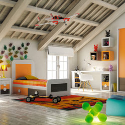 Macral Design. Kids and young bedroom
