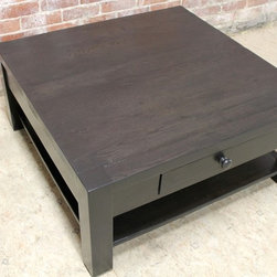 Reclaimed Square Coffee Table -