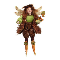 Silk Plants Direct - Silk Plants Direct Woodland Fairy Ornament (Pack of 4) - Silk Plants Direct specializes in manufacturing, design and supply of the most life-like, premium quality artificial plants, trees, flowers, arrangements, topiaries and containers for home, office and commercial use. Our Woodland Fairy Ornament includes the following: