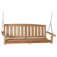 Traditional Patio Furniture And Outdoor Furniture by Porch Swings Plus
