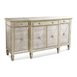 Borghese Buffet Table - Server