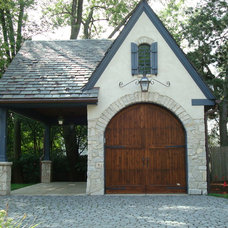 Traditional Garage Doors And Openers by Designer Doors, Inc.