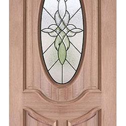 "Decorative Oval Lite, Mahogany Single Entry Door, 36""x80"" - SKU#PL-57_1BrandAAWDoor TypeExteriorManufacturer CollectionBudget DoorsDoor ModelDoor MaterialWoodgrainVeneerPrice550Door Size Options36"" x 80"" (3'-0"" x 6'-8"")  $0Core TypeDoor StyleDoor Lite StyleOval LiteDoor Panel Style2 Panel , Arch Panel , Raised MouldingHome Style MatchingBay and Gable , Bungalow , Elizabethan , Plantation , VictorianDoor ConstructionEngineered Stiles and RailsPrehanging OptionsPrehung , SlabPrehung ConfigurationSingle DoorDoor Thickness (Inches)1.75Glass Thickness (Inches)3/4Glass TypeTriple GlazedGlass CamingBlackGlass FeaturesTempered , InsulatedGlass StyleGlass TextureGlass ObscurityDoor FeaturesDoor ApprovalsDoor FinishesDoor AccessoriesWeight (lbs)340Crating Size25"" (w)x 108"" (l)x 52"" (h)Lead TimeSlab Doors: 7 daysPrehung:14 daysPrefinished, PreHung:21 daysWarranty"