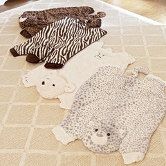 contemporary kids rugs by Pottery Barn Kids