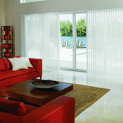 Perceptions Sheer Shadings. Free Samples and Shipping! - Perceptions Sheer Shadings - Buy with Confidence, Get Free Samples Today!Perfect for large picture windows and patio doors, Levolor Perceptions Room Darkening Sheers offer the soft look of sheer draperies with the added light control of blinds. Available in a wide variety of colors and textures, the rigid, fabric-covered vanes