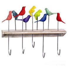 eclectic hooks and hangers by Greenheart