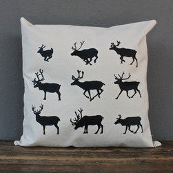 rudolf's team pillow - view this item on our website for more information + purchasing availability: http://redinfred.com/shop/category/detail/throw-pillows/rudolfs-team-pillow/