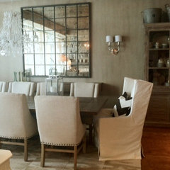 dining room by Julie Holloway