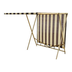 Shark Shade / Portable Shade - Portable Shade, Brown and Tan - Lightweight go anywhere portable shade under 20 pounds