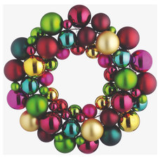 Contemporary Wreaths And Garlands by Habitat