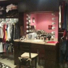 Eclectic Closet Organizers by Custom Closet Designers, Inc.