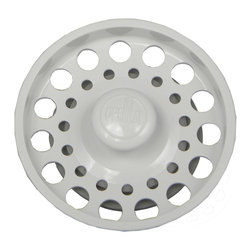 Opella - Opella 302405 Basket for Basket Strainer in Polar White - Opella offers a full line of colored basket strainers and disposal flanges, including replacement parts. For quality kitchen sink replacement baskets and disposal stoppers look to Opella  Drain (1)