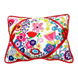 """Diane iBuddy Tablet Pillow For iPad - Our iBuddy tablet holder is designed for the iPad, iPad2, Kindle DX or other tablets and touch pads of similar size. Comes in a variety of colors and patterns to accommodate all age groups!  Supported Devices: iPad & Tablet Holder Pillow For iPad, iPad 2, iPad 3, iPad 4, iPad with Retina Display, Kindle DX, Kindle Fire 8.9"""" 4G, Nook HD+, Samsung Galaxy Tab 10.1 & Google Nexus 10"""