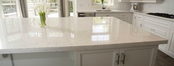 Modern Kitchen Countertops by Progressive Countertop Systems