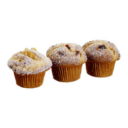 Silk Plants Direct - Silk Plants Direct Nut and Berry Muffin (Pack of 12) - Pack of 12. Silk Plants Direct specializes in manufacturing, design and supply of the most life-like, premium quality artificial plants, trees, flowers, arrangements, topiaries and containers for home, office and commercial use. Our Nut and Berry Muffin includes the following:
