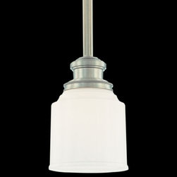 Hudson Valley Lighting - Windham Pendant by Hudson Valley Lighting - The Hudson Valley Windham Pendant adds richly detailed components that provides your room with mesmeric appearance. The Windham Pendant features glass shade and metal body.